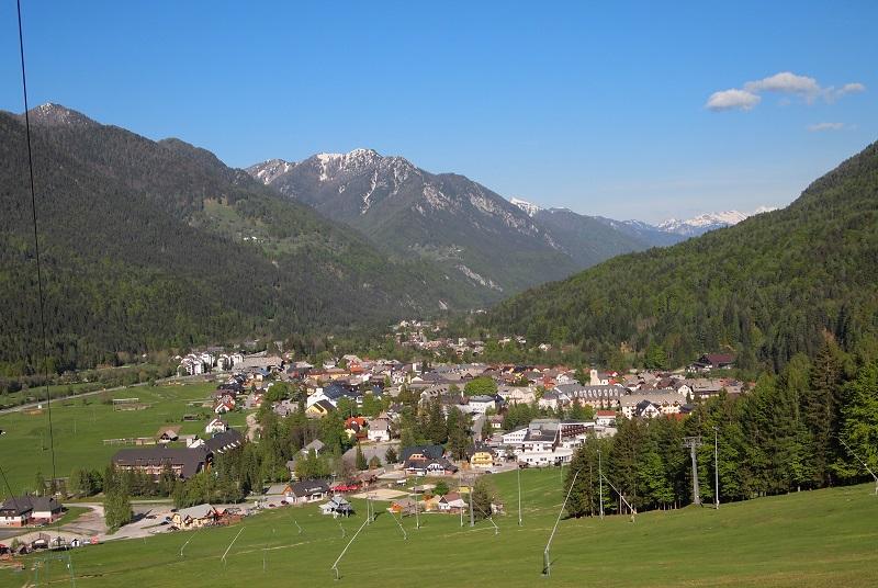 Kranjska Gora, Slovėnija