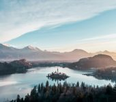 Bledo ežeras ir jo lankomos vietos, kurios užgniaužia kvapą
