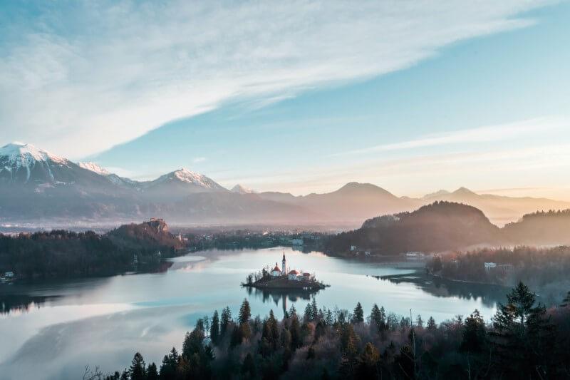 Bledo, Slovėnija