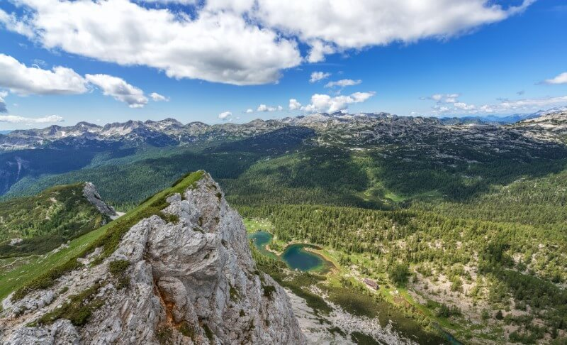 Triglavo nacionalinis parkas - Stara fuzina